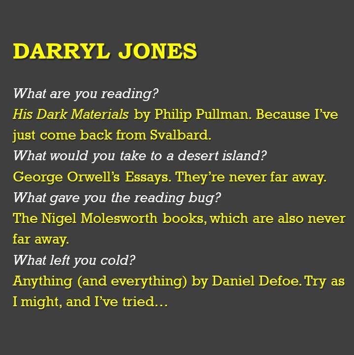 Darryl Jones - Quill Image